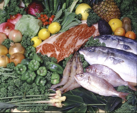 Mediterranean diet, fish consumption, and heart health