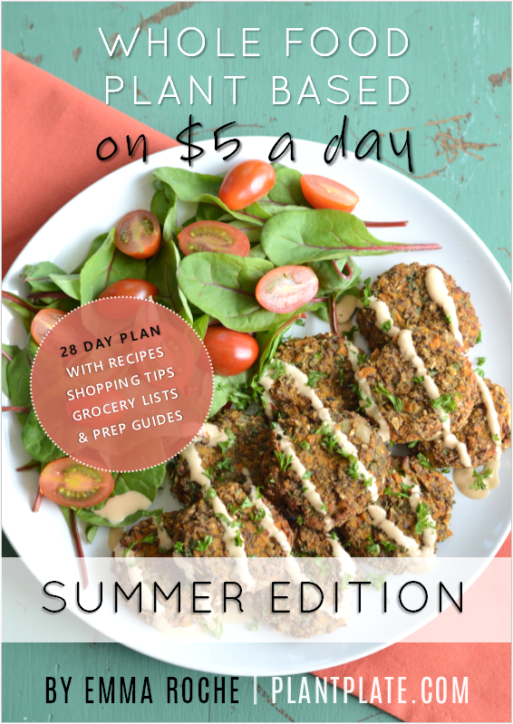 Whole food plant based on 5 a day summer edition book review whole food plant based on 5 a day summer edition forumfinder Images